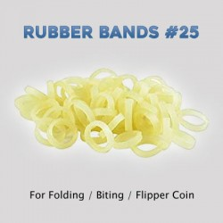 Rubber Bands for Flipper & Folding coins