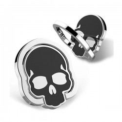 Mobile Holder Clip (Skull Designe metal)