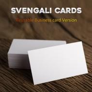 Svengali Cards (Blank)