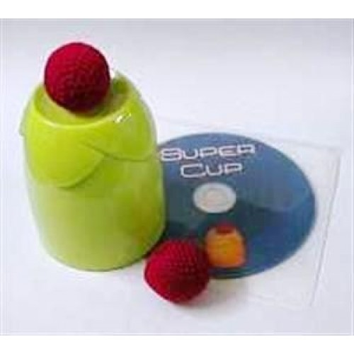 Super Cup (with DVD)