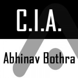 C.I.A.  Challenging & Intensive ACAAN by Abhinav Bothra (PDF DOWNLOAD)
