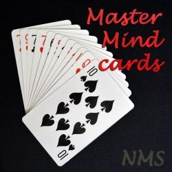 Master Mind Cards