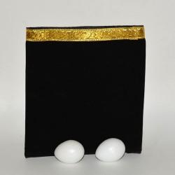Zipper Egg Bag
