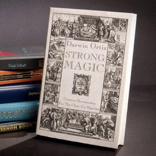 Strong Magic by Darwin Ortiz (Book)