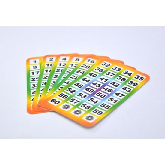 Age Cards - Multicolor