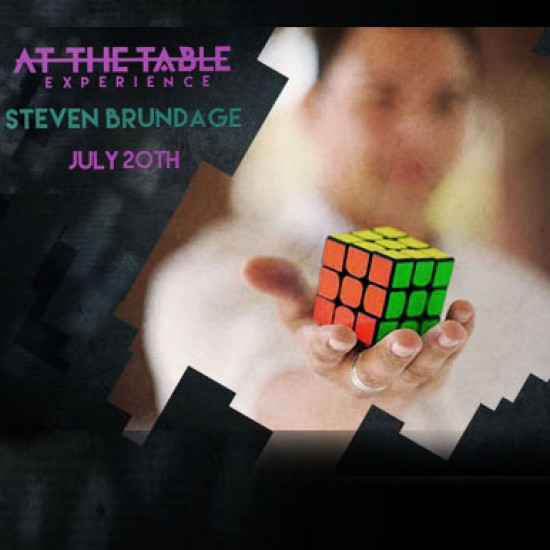 At the Table Live Lecture Steven Brundage July 20th 2016 ( VIDEO DOWNLOAD )