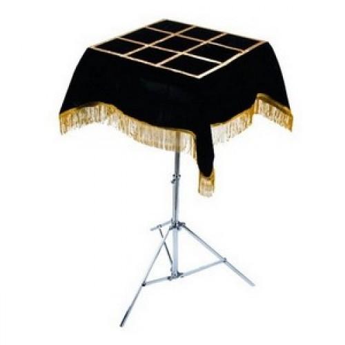 Black Art Well Table