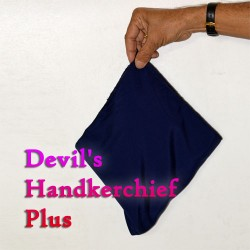Devil`s Vanishing Hanky Plus