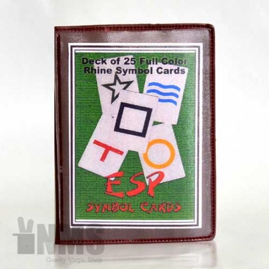 ESP Deck (Poker Size - Color)