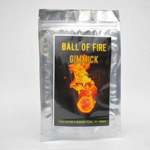 Ball Of Fire Gimmick