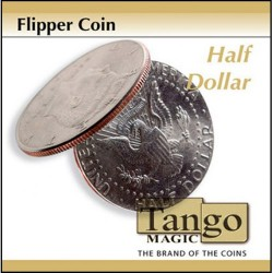 Flipper Coin Half Dollars (D0039) by Tango