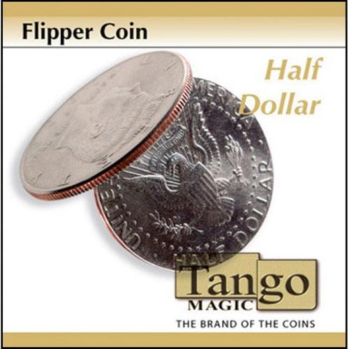 Flipper Coin Half Dollars (D0039) by Tango