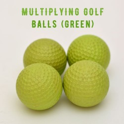 Multiplying Golf Balls - Green