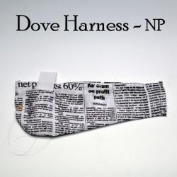 Dove Harness (Newspaper Style)