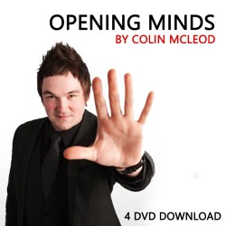 Opening Minds (4 DVD Set) by Colin Mcleod ( video DOWNLOAD )
