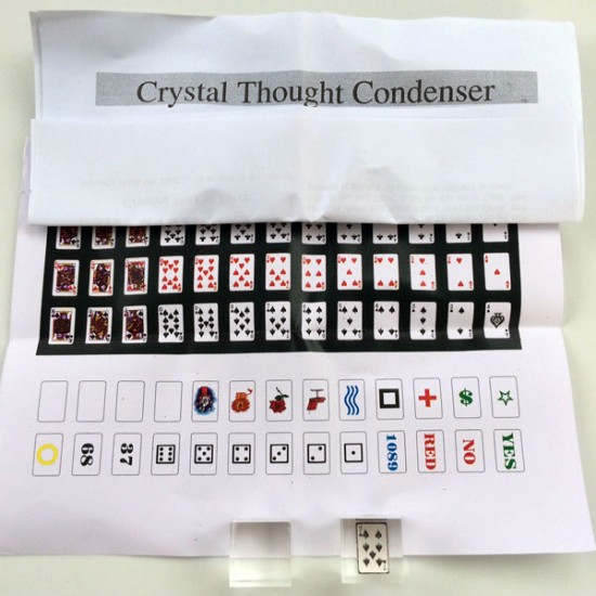 Crystal Thought Condenser