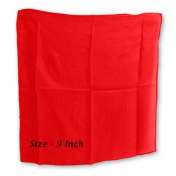 Silk 9 Inch Pure - Red