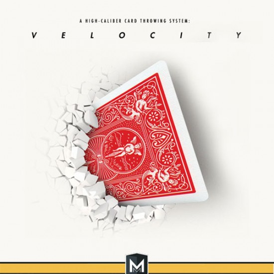 The Vault - Velocity: High-Caliber Card Throwing System ( VIDEO DOWNLOAD )
