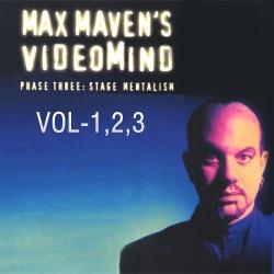 Max Maven Video Mind Set - Vol 1 thru 3 (VIDEO DOWNLOAD)