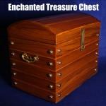 Enchanted Treasure Chest