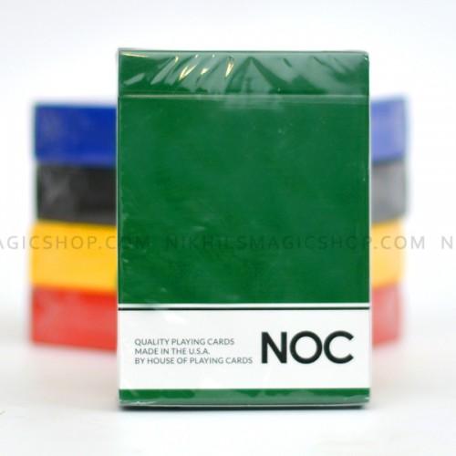 NOC Original Deck (Green)