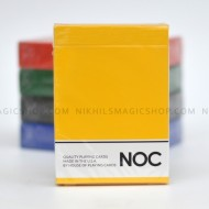 NOC Original Deck (Yellow)