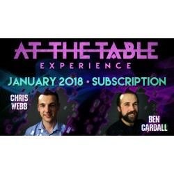 At The Table January 2018 Subscription (VIDEO DOWNLOAD)