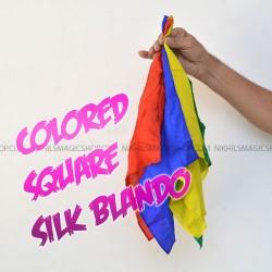 Colored Square Silk Blendo