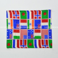 Flag Of Nations Silk - Small