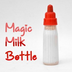 Magic Milk Bottle