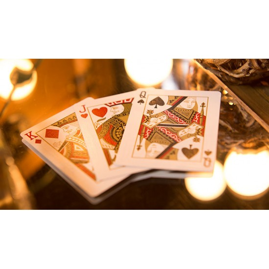 Regalia Black Playing Cards by Shin Lim