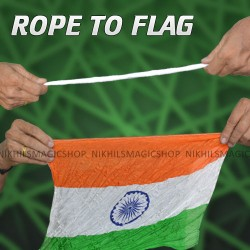 Rope To Flag
