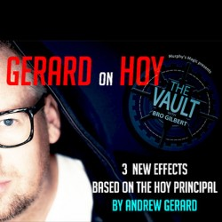 The Vault - Gerard on Hoy by Andrew Gerard (VIDEO DOWNLOAD)