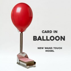 Card In Balloon (Wand-Touch)