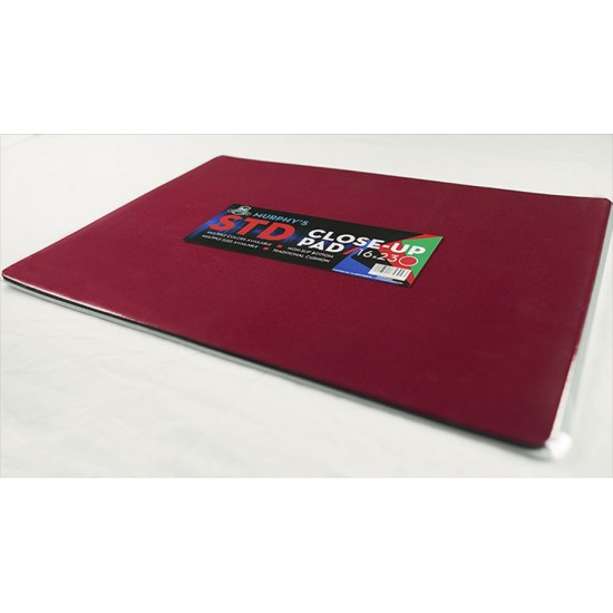 Standard Close-Up Pad 16X23 (Red)