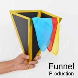 Funnel (Four-Screen Fan) Production