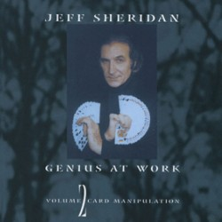Jeff Sheridan Card Manipula - 2 (video Download)