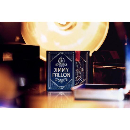 Jimmy Fallon Playing Cards