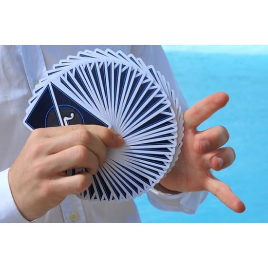 Juggler Playing Cards