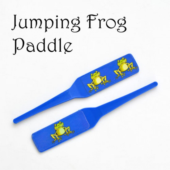 Tricky Paddle (Jumping Frogs)
