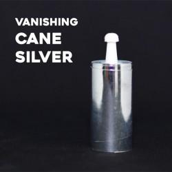 Vanishing Cane Plastic (SILVER)