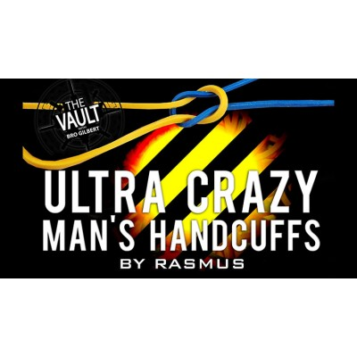 The Vault - Ultra Crazy Man's Handcuffs by Rasmus (Video Download)