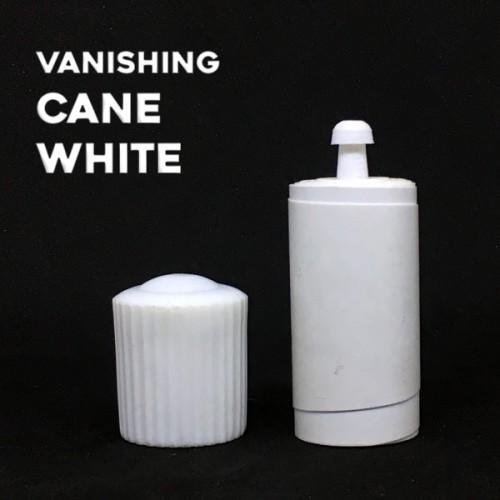 Vanishing Cane Plastic (White)