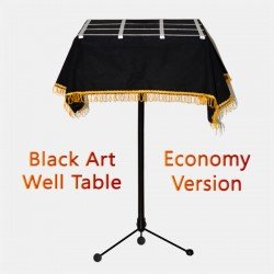 Back art well table - Economy Model