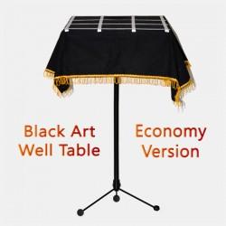 Back art well table - Economy Model