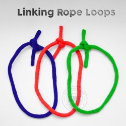 Linking Rope Loops Deluxe (Wool)
