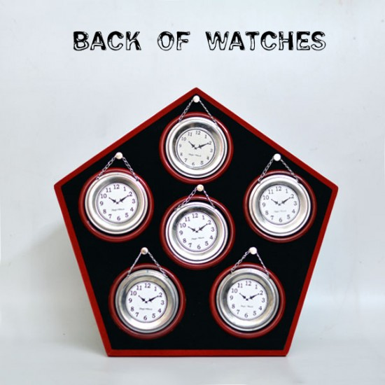 Back of Watches
