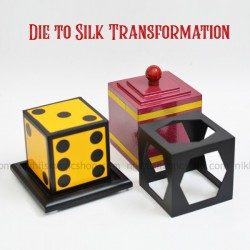 Die to Silk Transformation