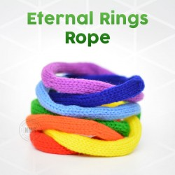 Eternal Rainbow Rings