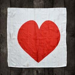Heart Silk (18 Inch)